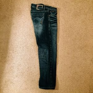 Cult of Individuality Straight Leg Jeans (34x30)